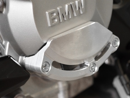 Top Block s'occupe de la BMW S1000 R