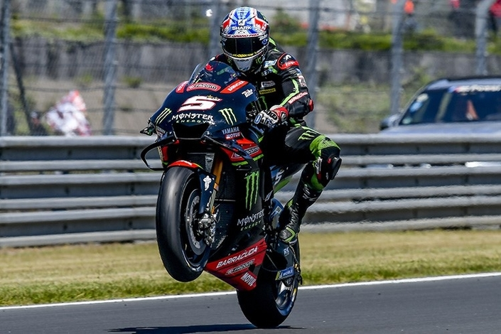 MotoGP : Johann Zarco second des tests à Barcelone