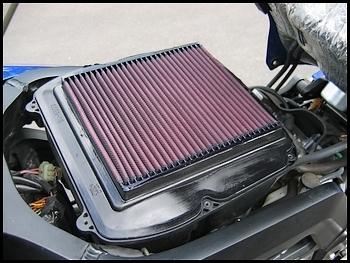 Entretien : Nettoyage filtres adaptables (K&N, BMC, ...)