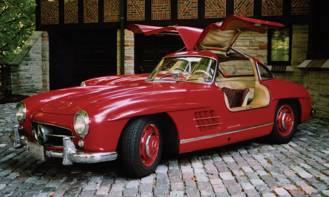 Barett-Jackson : 1000 voitures exceptionnelles mises aux enchères