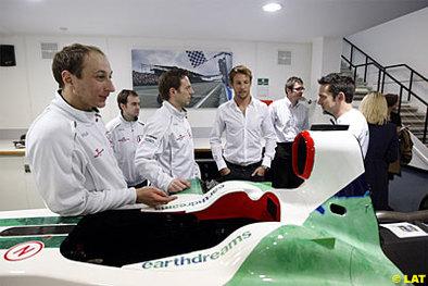 Formule 1 - Toro Rosso: Et si Button mettait tout le monde d'accord ?