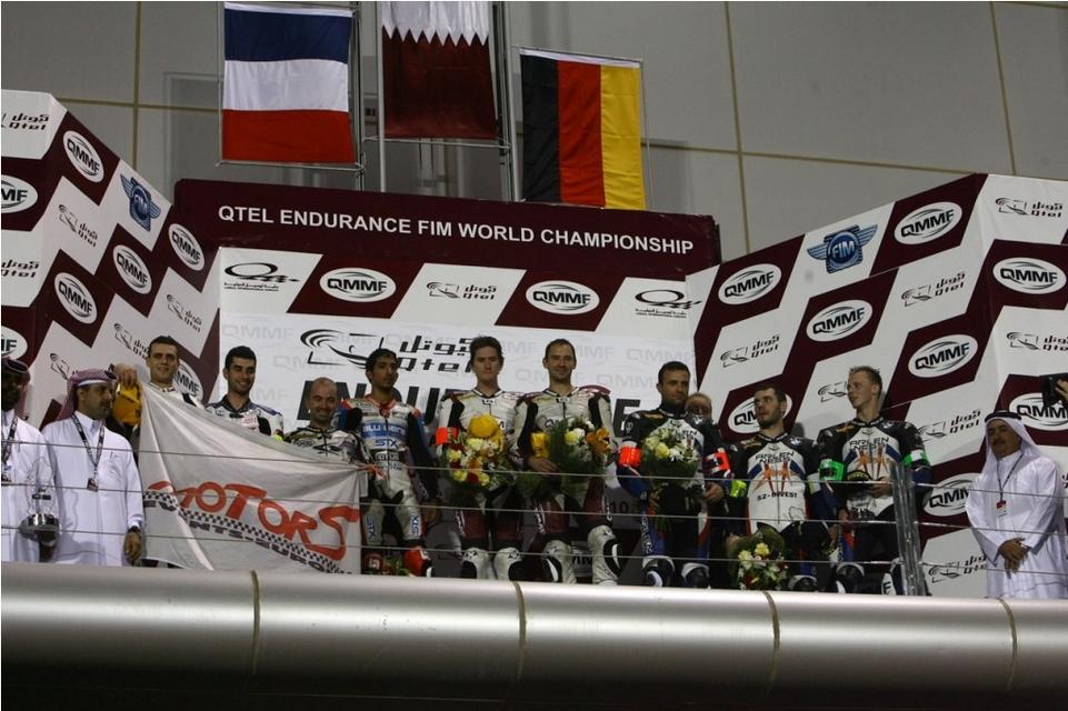 Endurance 2010 : Le Team Motors Events est vice Champion du monde Stocksport
