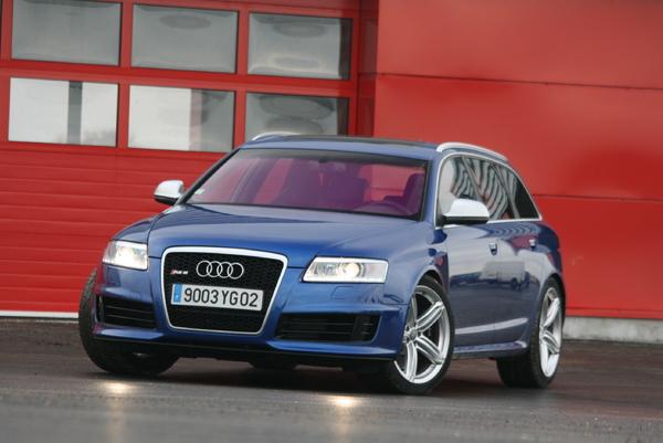 Audi Rs6 (2e Generation) Avant