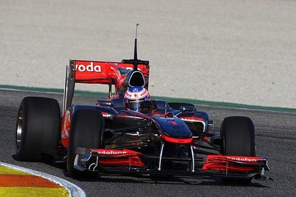 Essais F1 Valence Jour 3 mi-journée : Alonso déjà plus vite que Massa