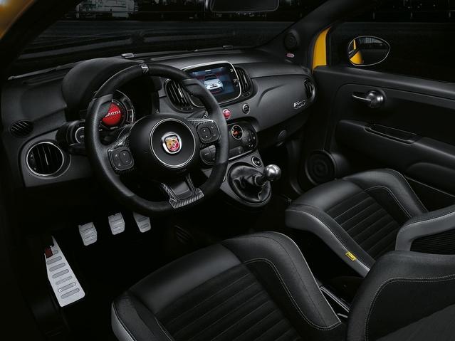 Nouvelle gamme Abarth 595: tous les prix