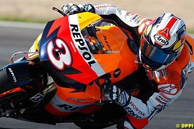 Moto GP - Espagne: Pedrosa calme ses fans
