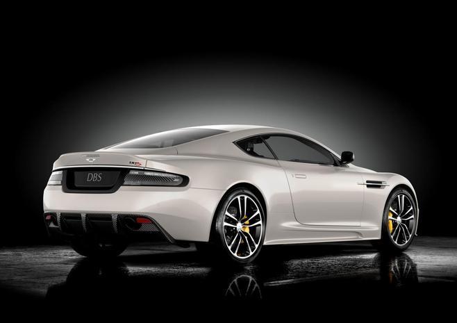 Aston Martin DBS Ultimate Edition : les premiers détails