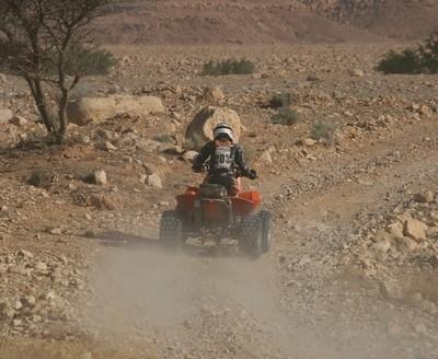 Rallye de Tunisie 2009, étape 8 : bonne opération pour Desprès.