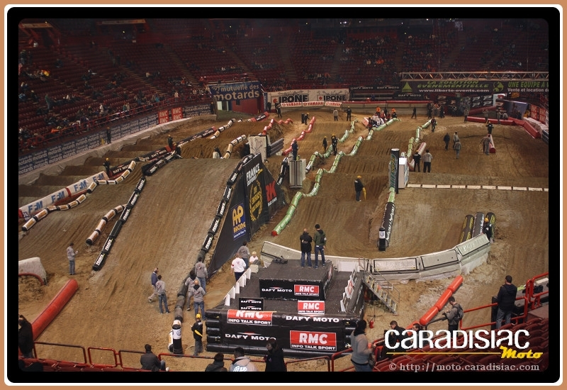 SX Bercy 2010 - en direct : les français au top avec Paulin en leader