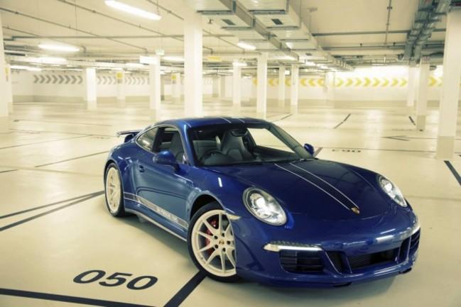 Porsche remercie ses fans avec une série spéciale de la 911