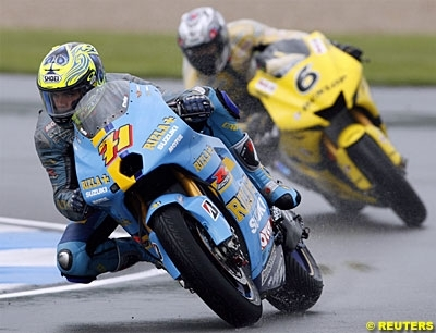 Moto GP: Grande Bretagne: Podium: 3, Vermeulen.