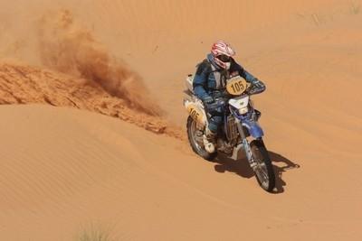 Rallye de Tunisie 2009, étape 9 : Coma s'impose.