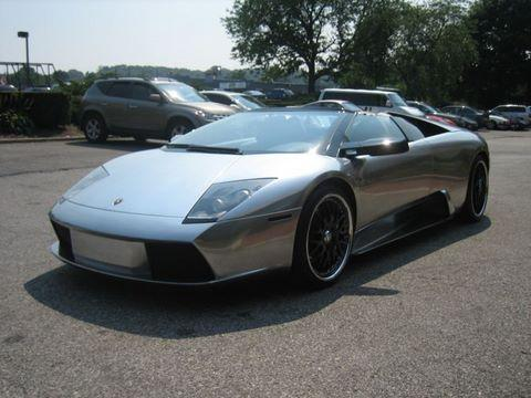 la murcielago roadster chrom e de 50 cents vendre sur ebay. Black Bedroom Furniture Sets. Home Design Ideas