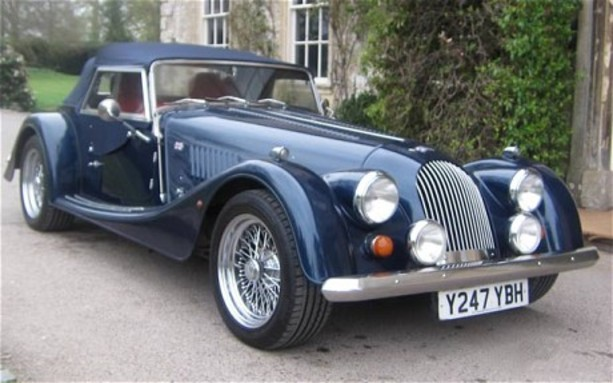 Vintage V Sports Cars For Sale