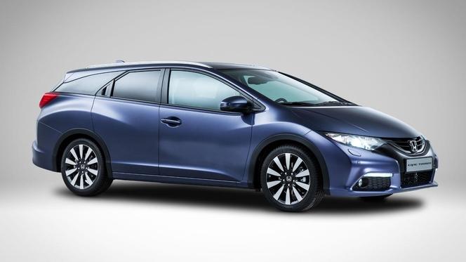 Toutes les nouveautés du salon de Francfort 2013 - Honda Civic Tourer : stylé ?