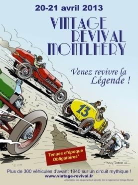 Vintage Revival Montlhéry: c'est ce week-end...