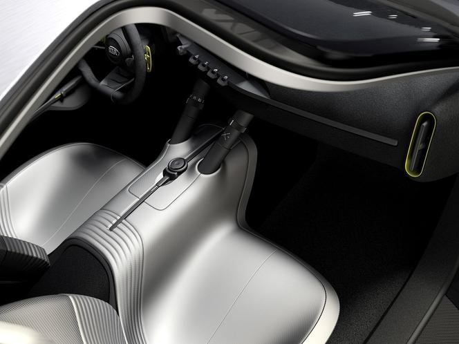 Toutes les nouveautés du salon de Francfort 2013 - Kia Concept KED 10 : mystérieux