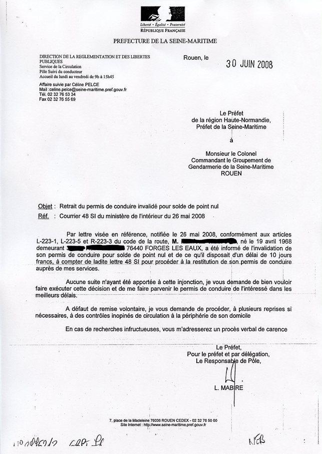 """""""Préfecture et délation"""" par Maître Dufour, avocat, consultant Caradisiac"""