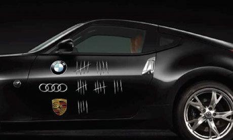[Publicité] La guerre entre constructeurs S7-Nissan-s-amuse-Porsche-apprecie-moderement-186149