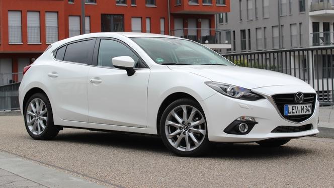 Toutes les nouveautés du salon de Francfort 2013 - Mazda 3 : design