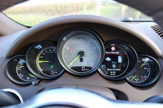Porsche Cayenne 2 restylé : en avant-première, les photos de l'essai