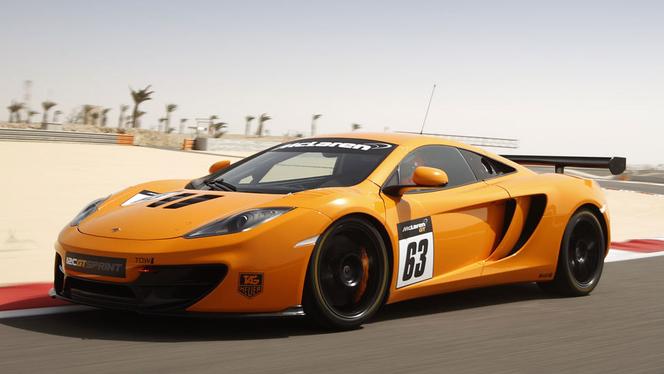 Toutes les nouveautés du salon de Francfort 2013 : McLaren MP4-12C GT Sprint : pistarde