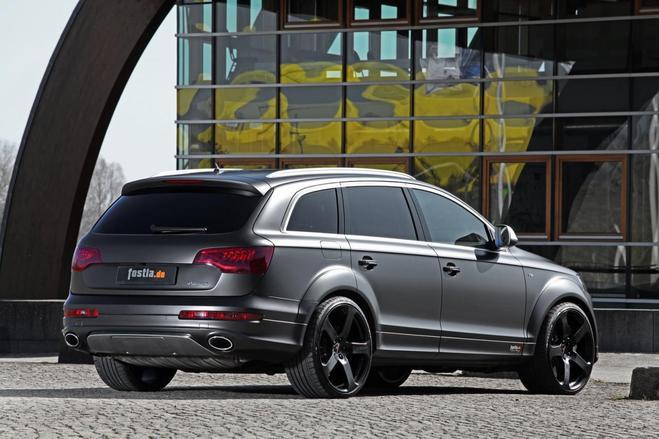 600 ch pour l'Audi Q7 grâce à Fostla