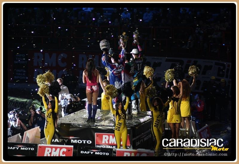 SX Bercy 2010 - en direct : victoire de Greg Aranda en finale