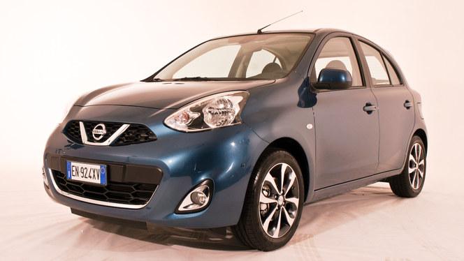 Toutes les nouveautés du salon de Francfort 2013 - Nissan Micra restylée : bodybuildée
