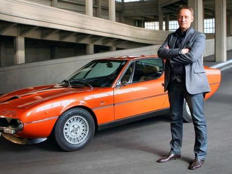 Design : Christopher Reitz quitte Alfa Romeo