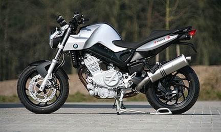 BMW : F800RR, petite nouvelle?
