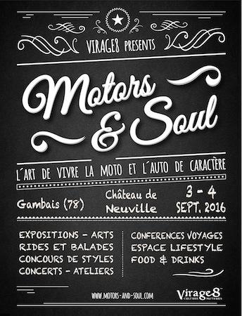 Motors & Soul 2016: Harley-Davidson y sera