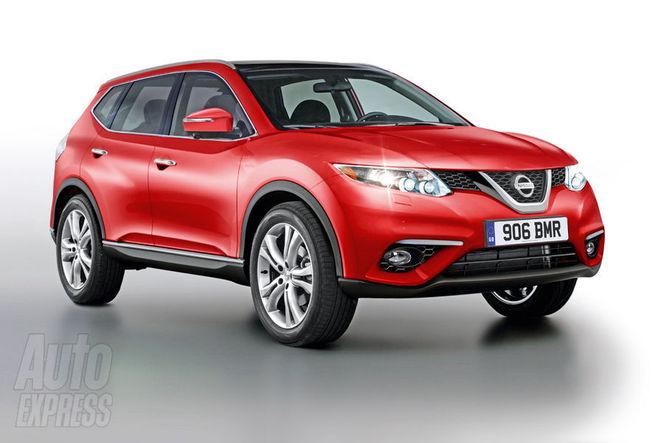 Futur Nissan Qashqai : comme ça ?