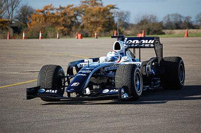 Formule 1 - Retrait de Honda: Tout va bien chez Williams