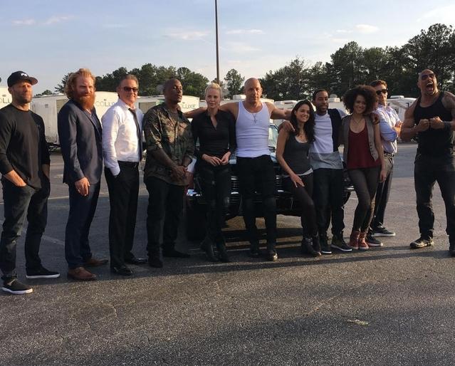 Fast and Furious 8 : du nouveau sur le film