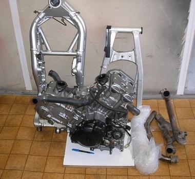 Projet tuning : SV 650N Design By « JLR Production » [+ vidéo]