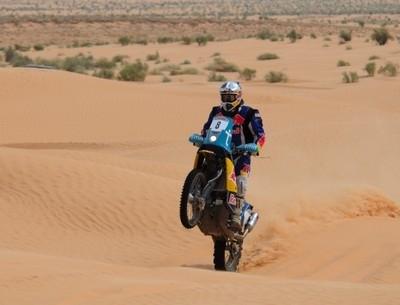 Rallye de Tunisie 2009, étape 10: Desprès reste toujours en tête...