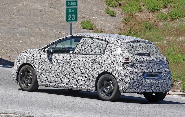 Scoop : la future Citroën C3 de sortie