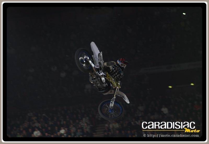 SX Bercy 2010 - Les nouvelles de Charles Pagès