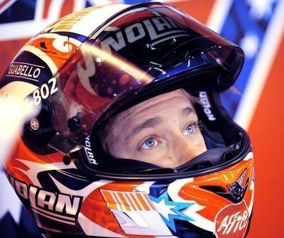 Moto GP - Espagne D1: Stoner s'est un peu perdu