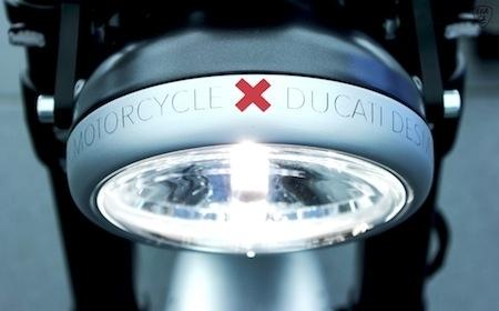 Prépa: Ducati Scrambler Café Racer by Etik & Desmo Rouen
