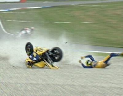 Moto GP: Pays Bas: L'an dernier à Assen.