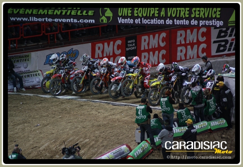 SX Bercy 2010 - en direct : Justin Barcia sacré King of Bercy 2010