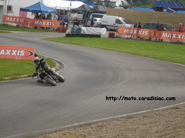 Championnat de France Supermotard : du grand spectacle