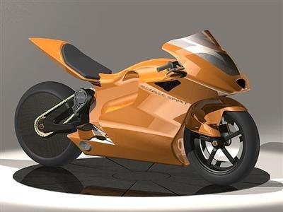 Concept Bike : Ecosse Spirit ES1