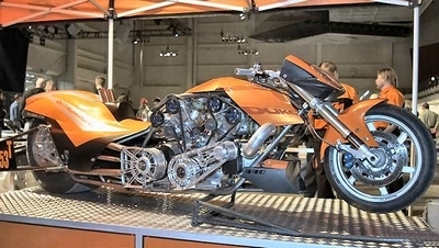 "Photo du jour : KTM NitroDuke : "" The World's Fastest KTM ! """