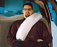 Ford : un airbag dans votre ceinture de sécurité