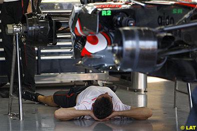 Formule 1 - McLaren: Ron Dennis prévoit une baisse record du chiffre d'affaire du groupe