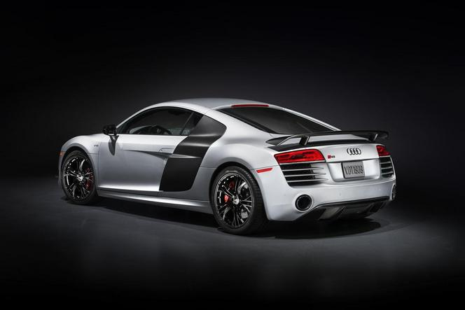 Audi R8 Competition: la plus puissante des R8 jamais commercialisées
