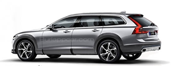 Surprise : est-ce la nouvelle Volvo V90 Cross Country ?